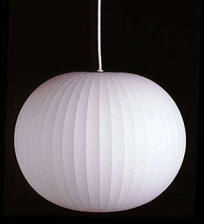 Nelson Bubble Pendant Lamp