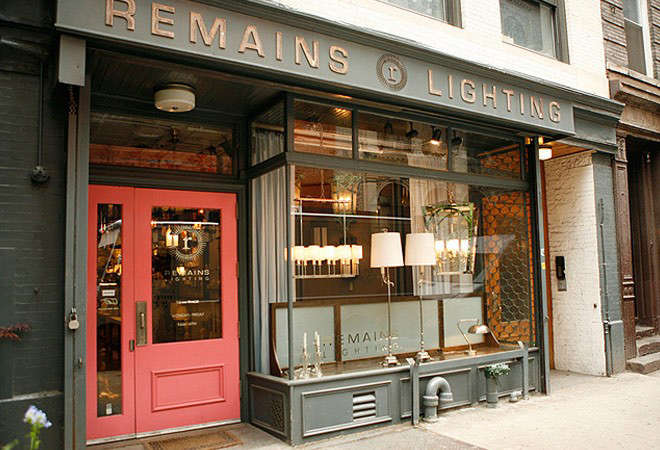 Born In The Usa Remains Lighting Nyc Remodelista