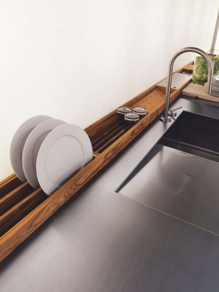 15 Storage Ideas to Steal from High-End Kitchen Systems ...