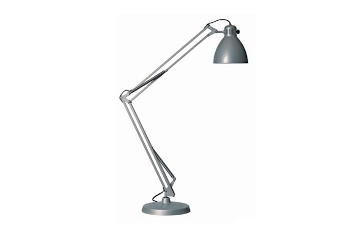 Above A Favorite Of Le Corbusier The Lampe Gras Model 205 Task Lamp Was Designed In 1921 By Bernard Albin And Features Cast Steel Frame