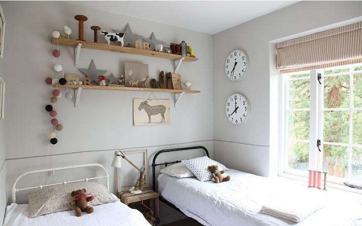 Below Weve Recreated The Look Of A Room Meant For Siblings With Following Key Elements