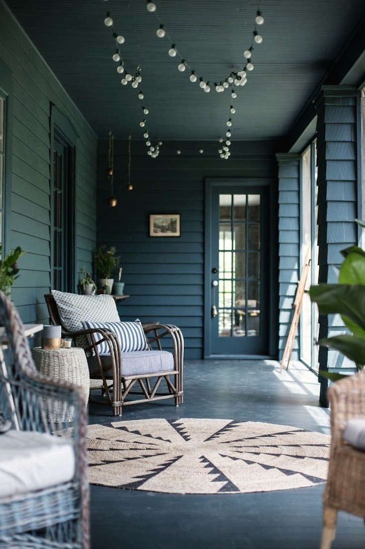 Trending On Gardenista Front Porch Living Remodelista