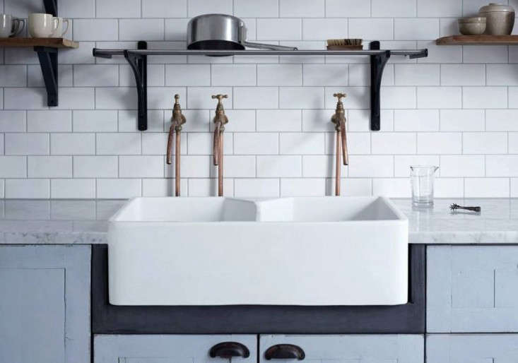 the burning question for people like us who spend an inordinate amount of time thinking about kitchen sinks is the double bowl sink still relevant - Double Kitchen Sink