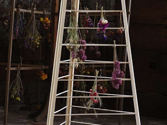 Shaker Herb Drying Rack