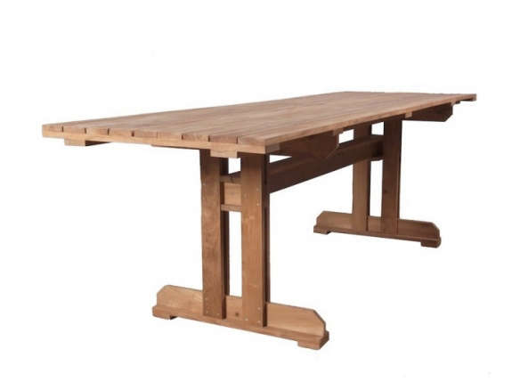 Outdoor Folding Dining Table