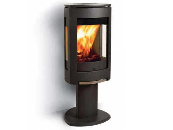 Jotul F 370 Modern Wood Burning Stove
