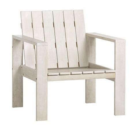 Epic Wood Slat Armchair