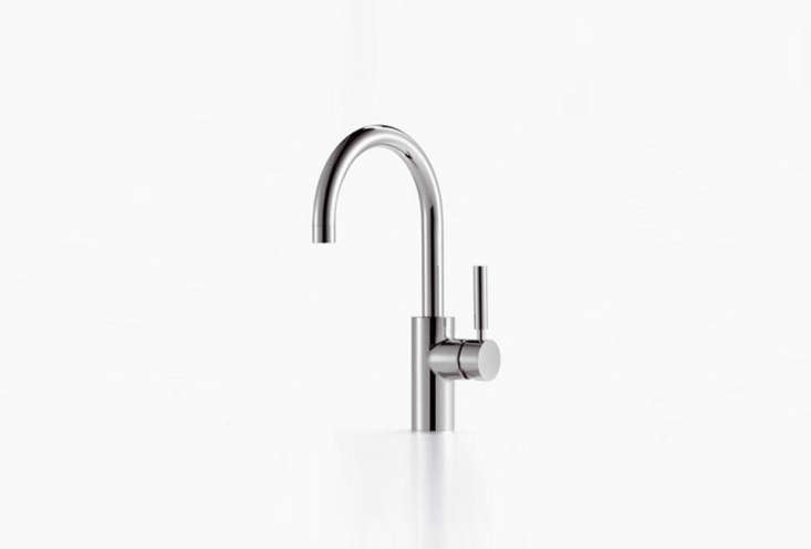 Dornbracht Tara Classic Single Lever Mixer - 10 Easy Pieces: Architects' Go-To Modern Kitchen Faucets - Remodelista