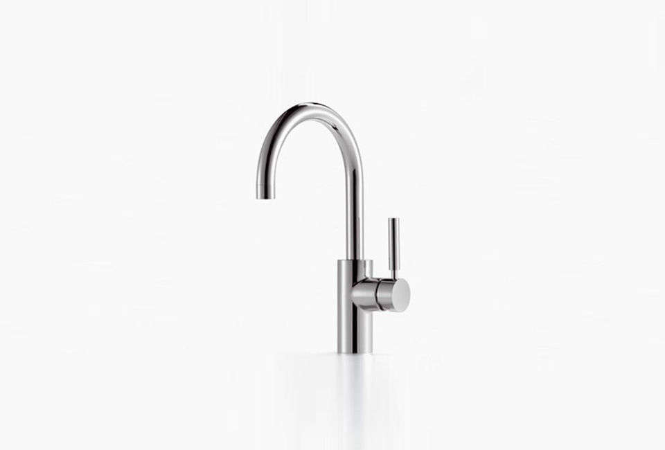 10 easy pieces architects 39 go to modern kitchen faucets remodelista. Black Bedroom Furniture Sets. Home Design Ideas