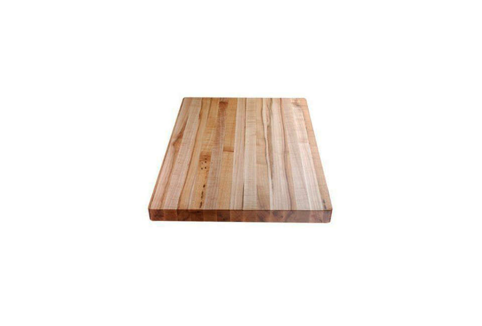 Edge Grain Is The One Most Commonly Used For Counters Because It S Strong Le