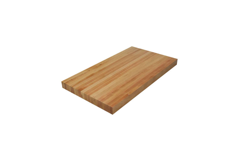 Face Grain Butcher Block Is Constructed From Boards That Are Laid Flat Their Full