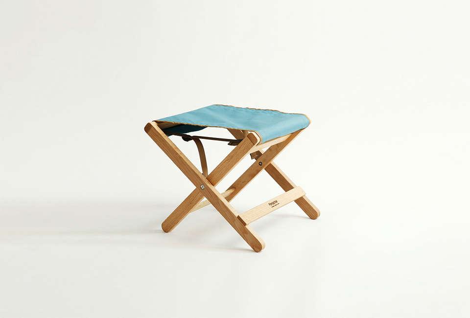 Peregrine Camp Furniture Tick Tack Stool
