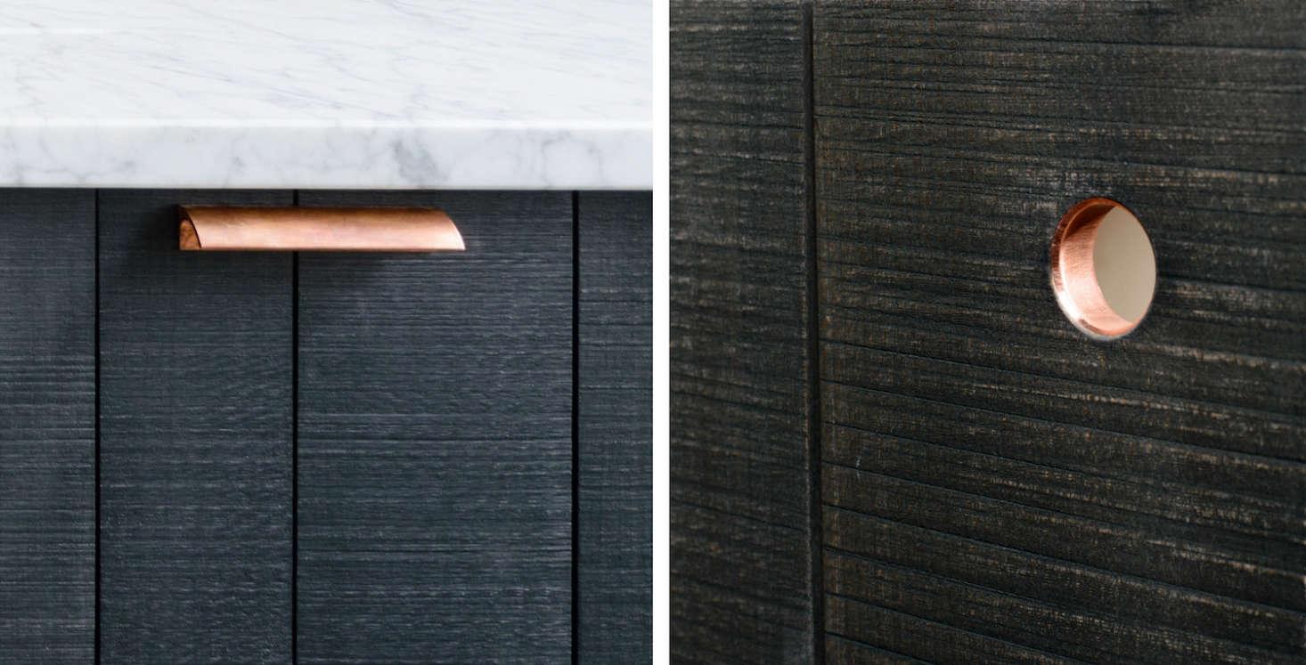 Sebastian Cox for Devol kitchen details   Remodelista