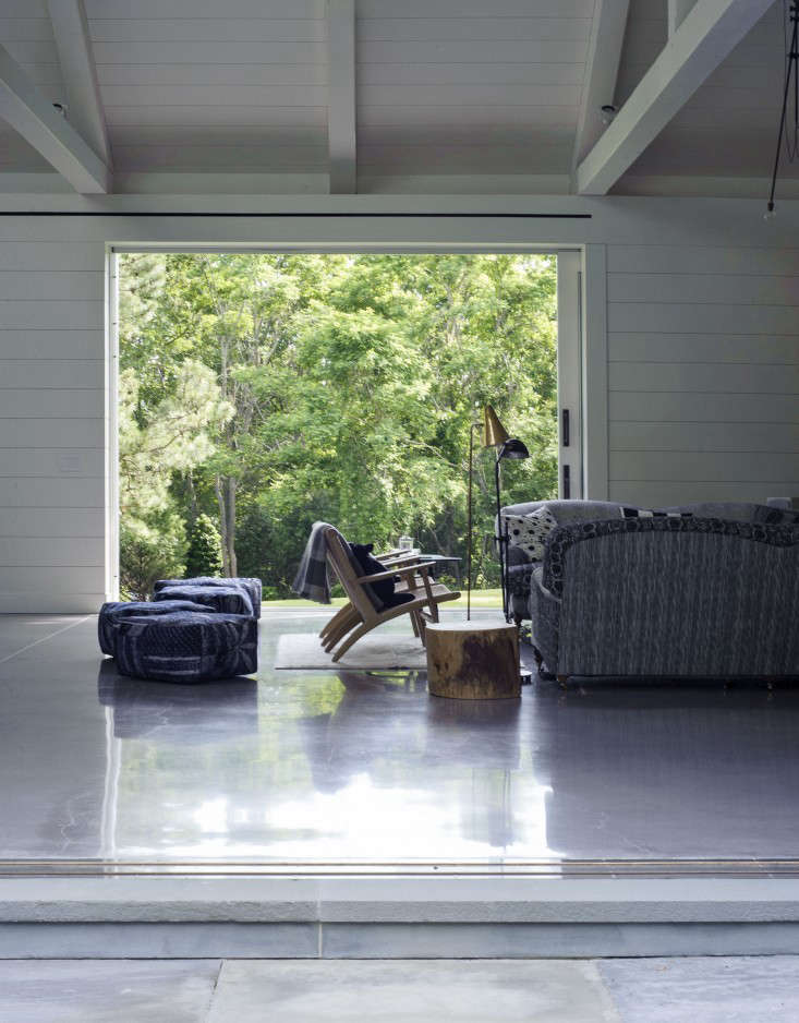 Tiina Laakonen's house in the Hampstons, photograph by Matthew Williams for Remodelista