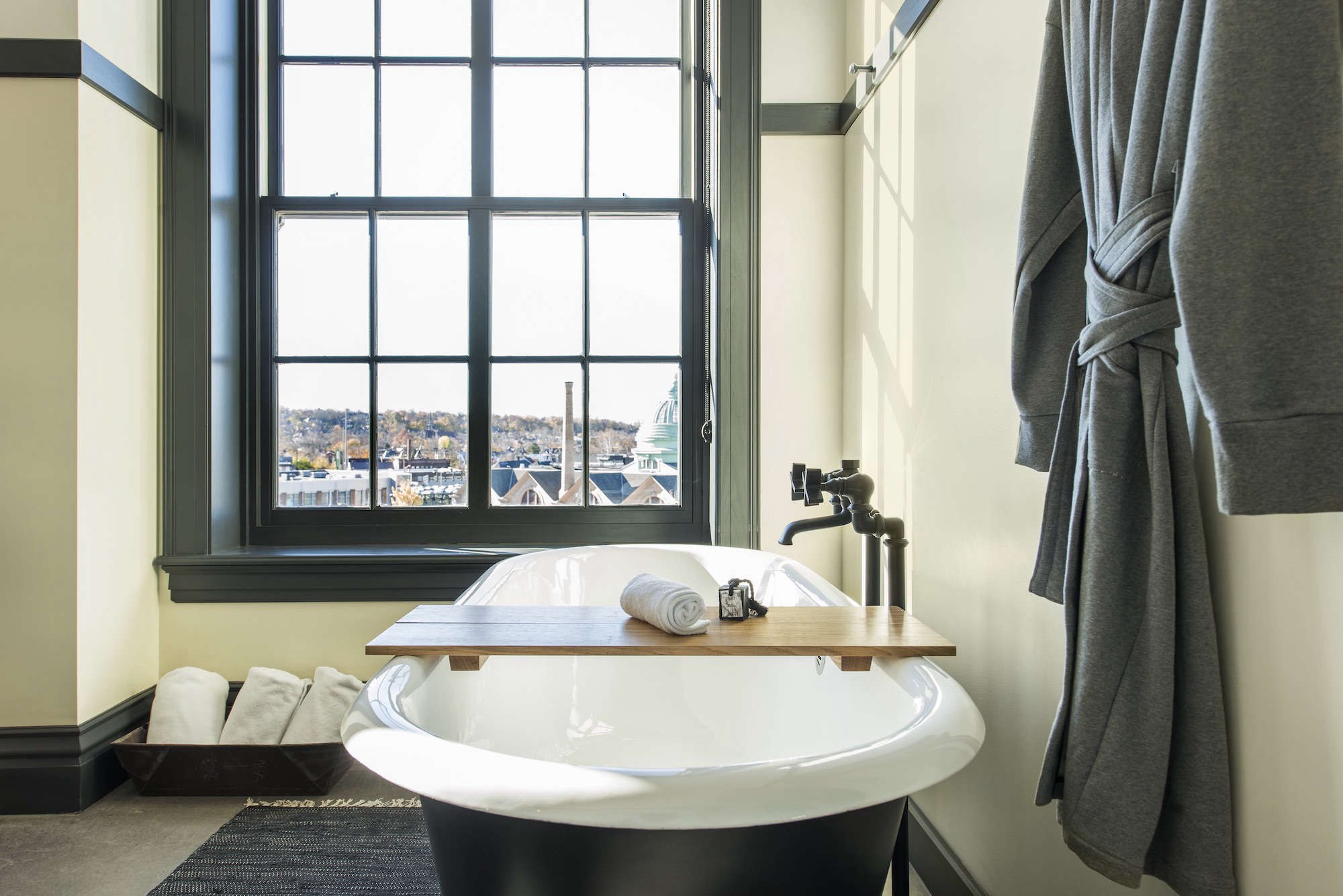 Steal This Look A Bedroom Suite At The New Ace Hotel Pittsburgh Remodelista