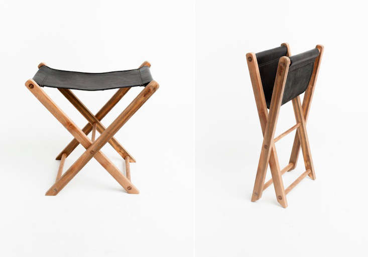 Wondrous 5 Favorites The Elevated Camp Stool Remodelista Gmtry Best Dining Table And Chair Ideas Images Gmtryco