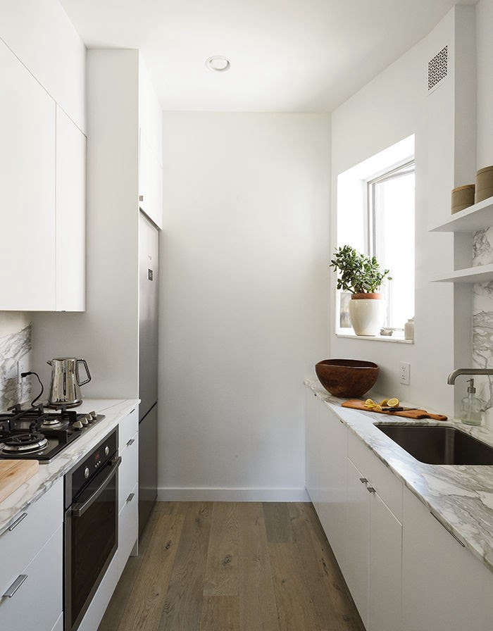 Steal This Look: A Small but Smart Kitchen in Brooklyn - Remodelista