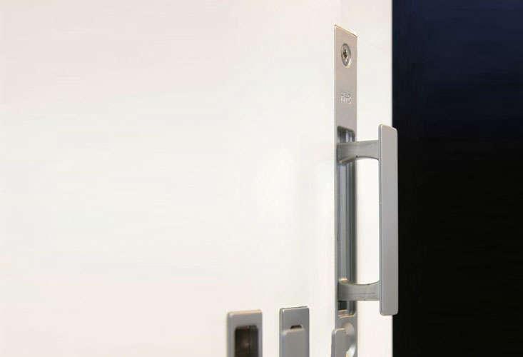 Amazing Sliding Door Edge Pull Contemporary Exterior