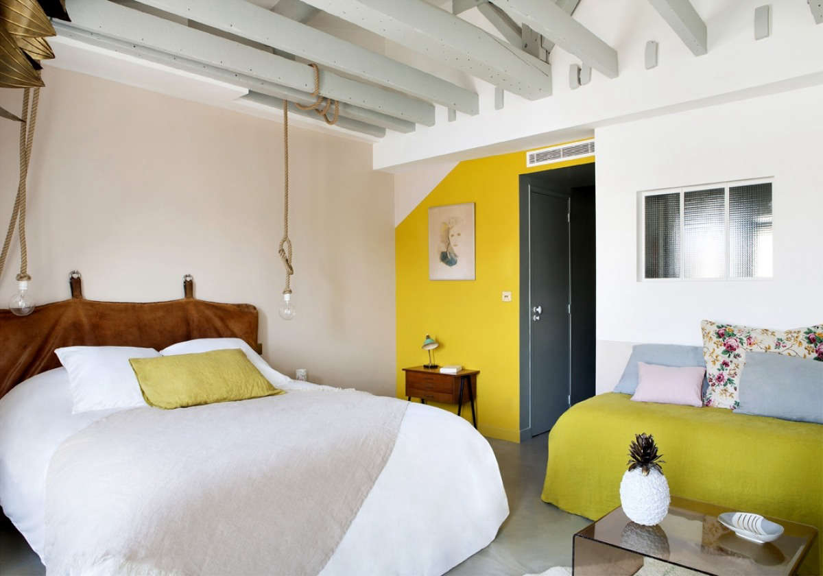 hotel guest room furniture. Hotel-henriette-pastel-bedroom-remodelista-1 Hotel Guest Room Furniture R
