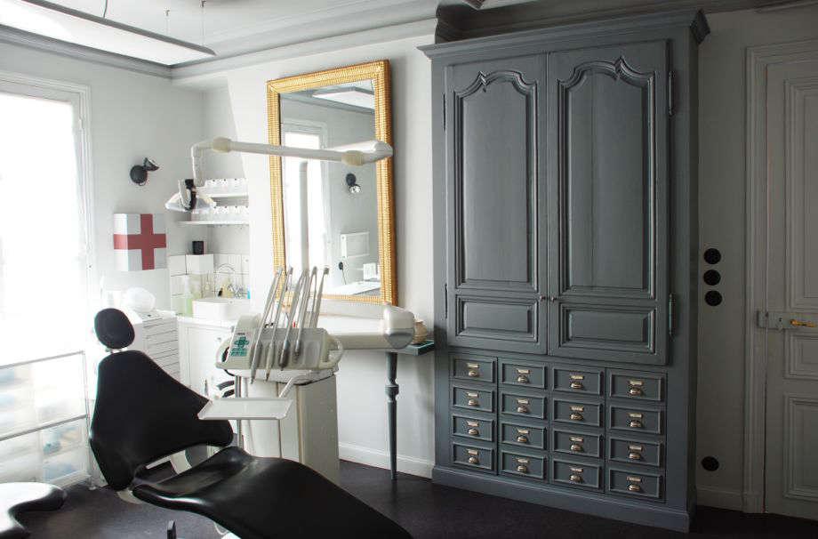 Dental Decor In Paris Le Cabinet Dentaire De Geraldine By Marianne