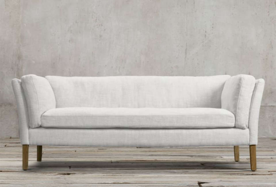Restoration Hardware Sorensen Sofa Budget Remodelista 01