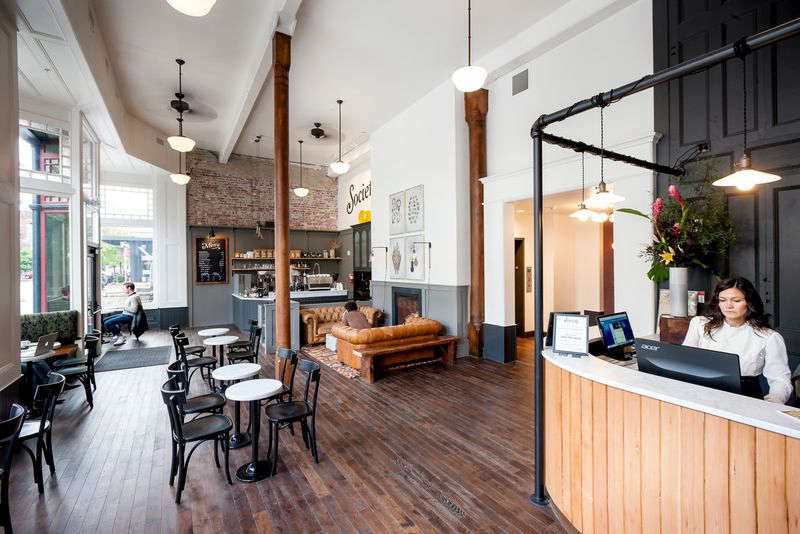 A Seafarers Home Is Reborn As A Hipster Hotel In Portland