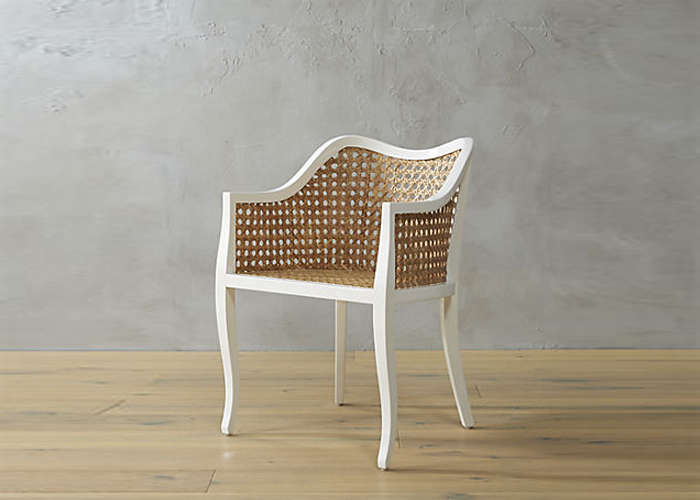 Tayabas Cane Side Chair Cb2 Remodelista