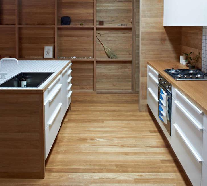 Steal This Look: Utilitarian Kitchen in Melbourne, Australia - Remodelista