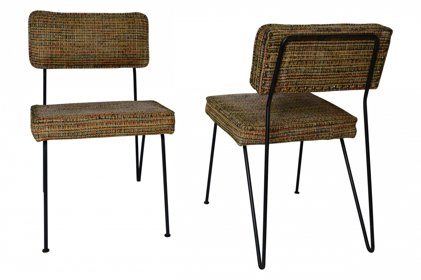 Sold for $385 for a set of six on Chairish,these Dorothy Shindele dining chairs came out of the seller&#8