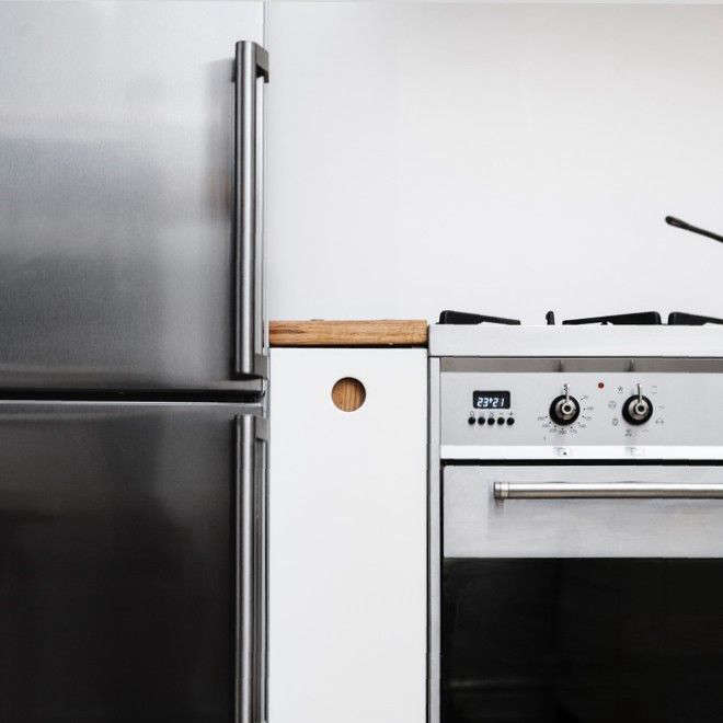 Ikea Hack: The Basis Kitchen From Reform Made With Ikea Cabinets And  Reformu0027s Fronts And