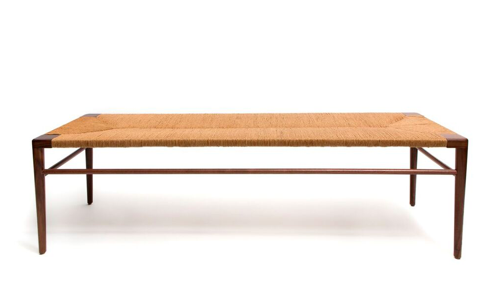 Merveilleux Smilow Furniture Rush Bench | Remodelista