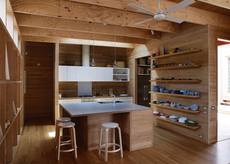 Steal This Look: Utilitarian Kitchen in Melbourne, Australia ...