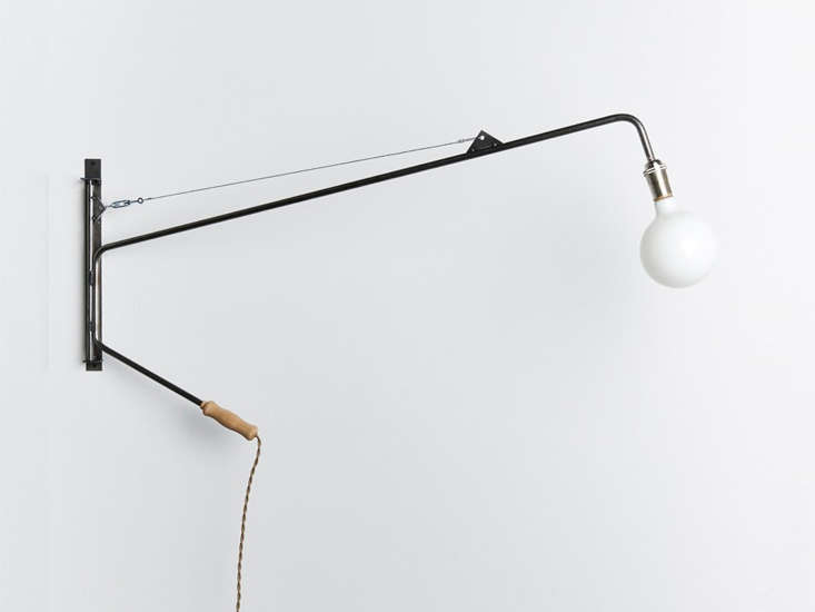 southern-lights-potence-swing-arm-lamp-remodelista - 10 Easy Pieces: Simple Swing-Arm Wall Lights - Remodelista