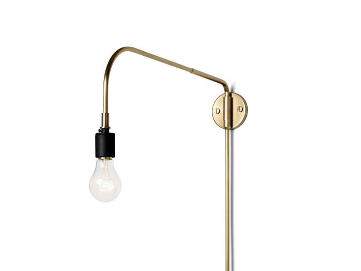 10 easy pieces simple swing arm wall lights remodelista warren lamp menu remodelista mozeypictures Choice Image