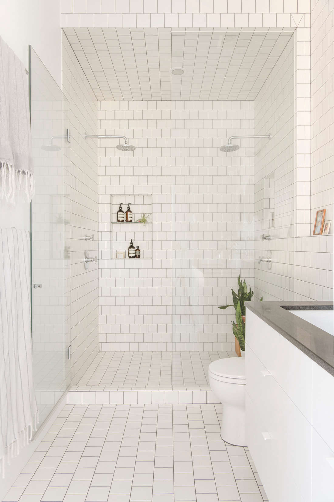 Bathrooms With Surface Mounted Medicine Cabinets