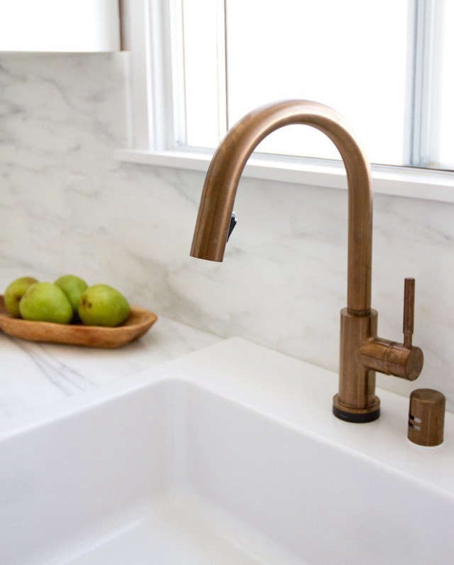 10 Easy Pieces: Pull-Down Sprayer Faucets - Remodelista