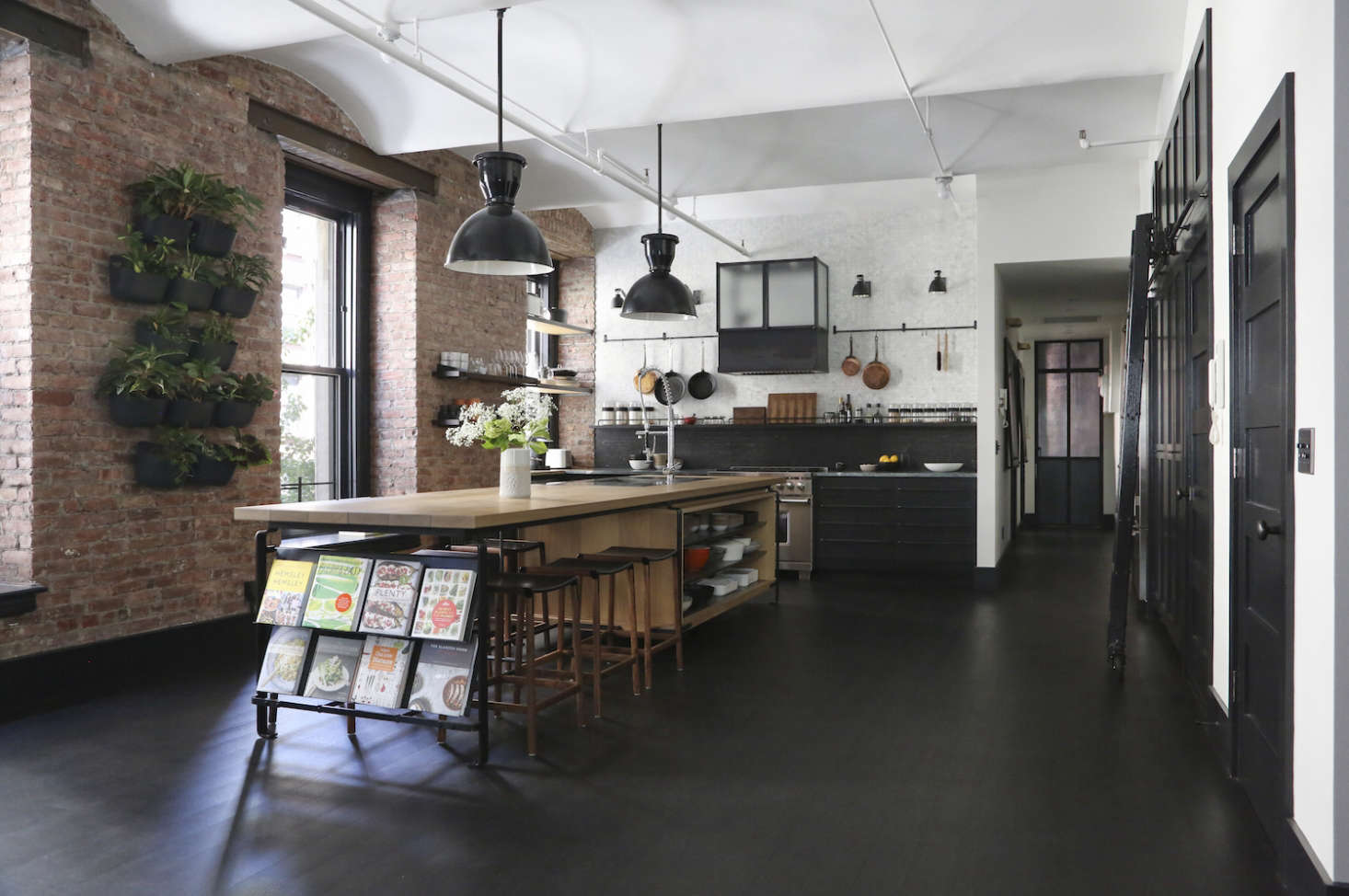 Union-Studio-New-York-Loft-kitchen-long-Remodelista