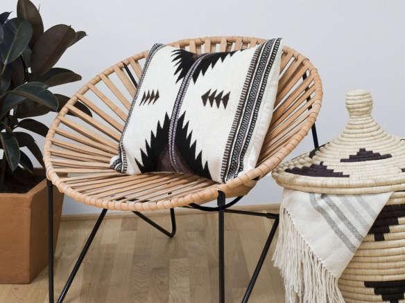 Genial Aldama Chair U2013 Black U0026 Natural