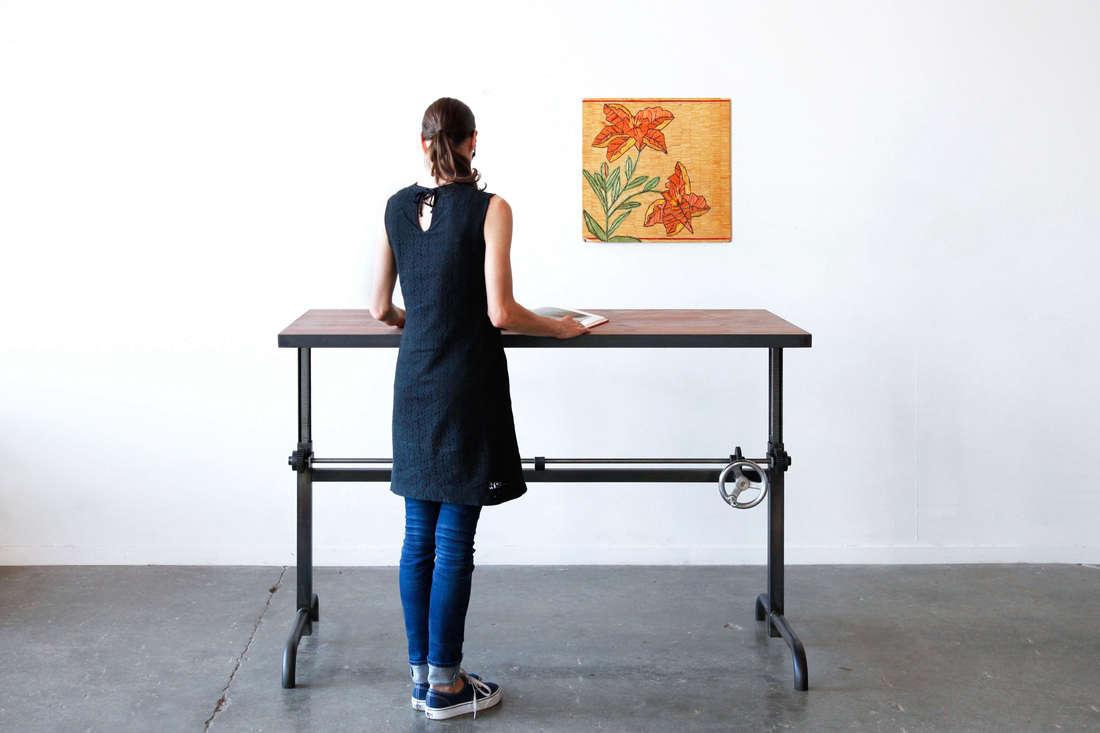 10 Easy Pieces: Hardworking Desks