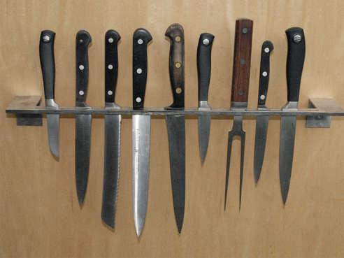 Superior Minimal Modern Design Kitchen Knife Rack