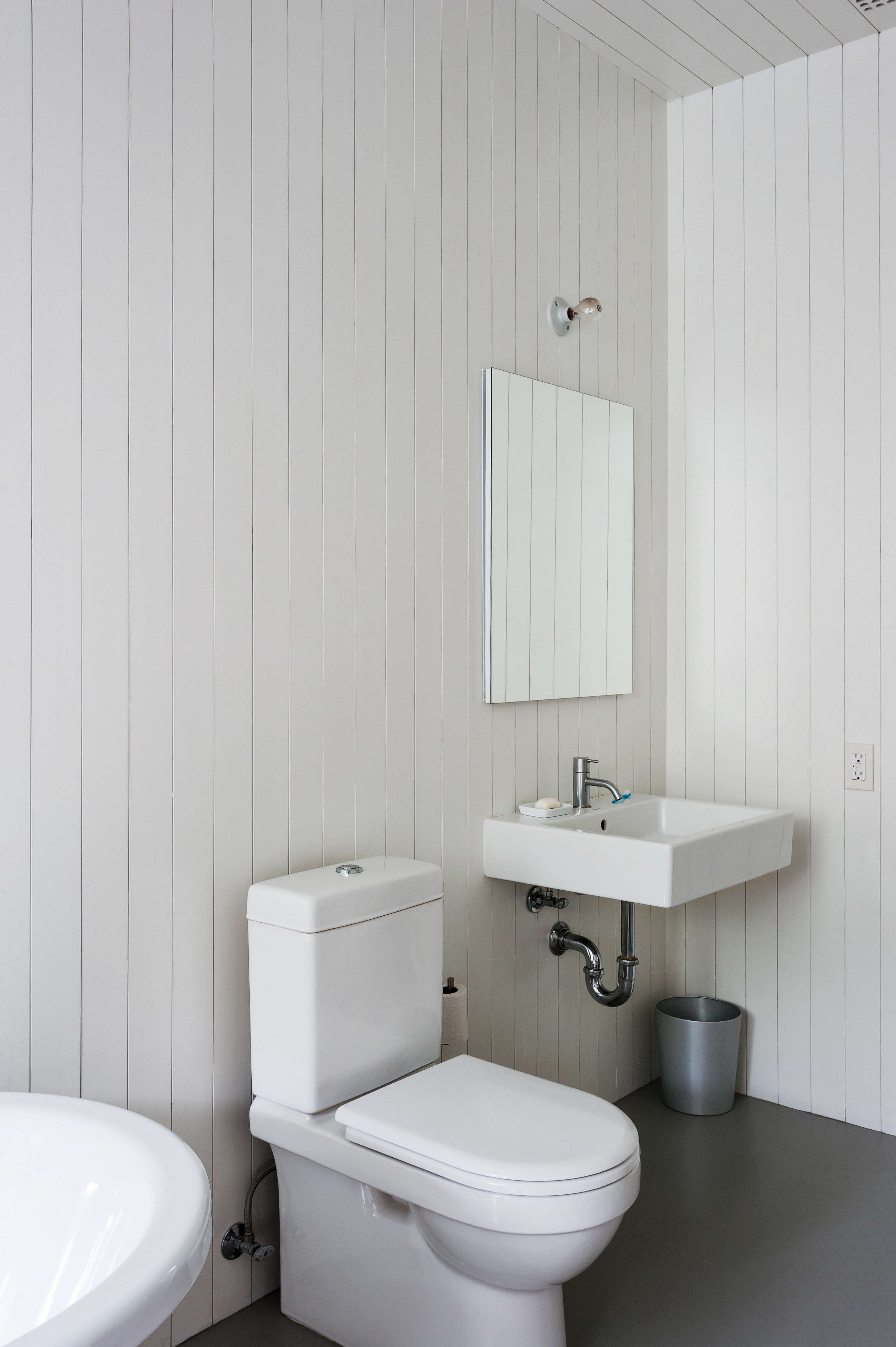 Nordic Beauty A Brooklyn Townhouse Reinvented With Styleand - Remodelista bathroom