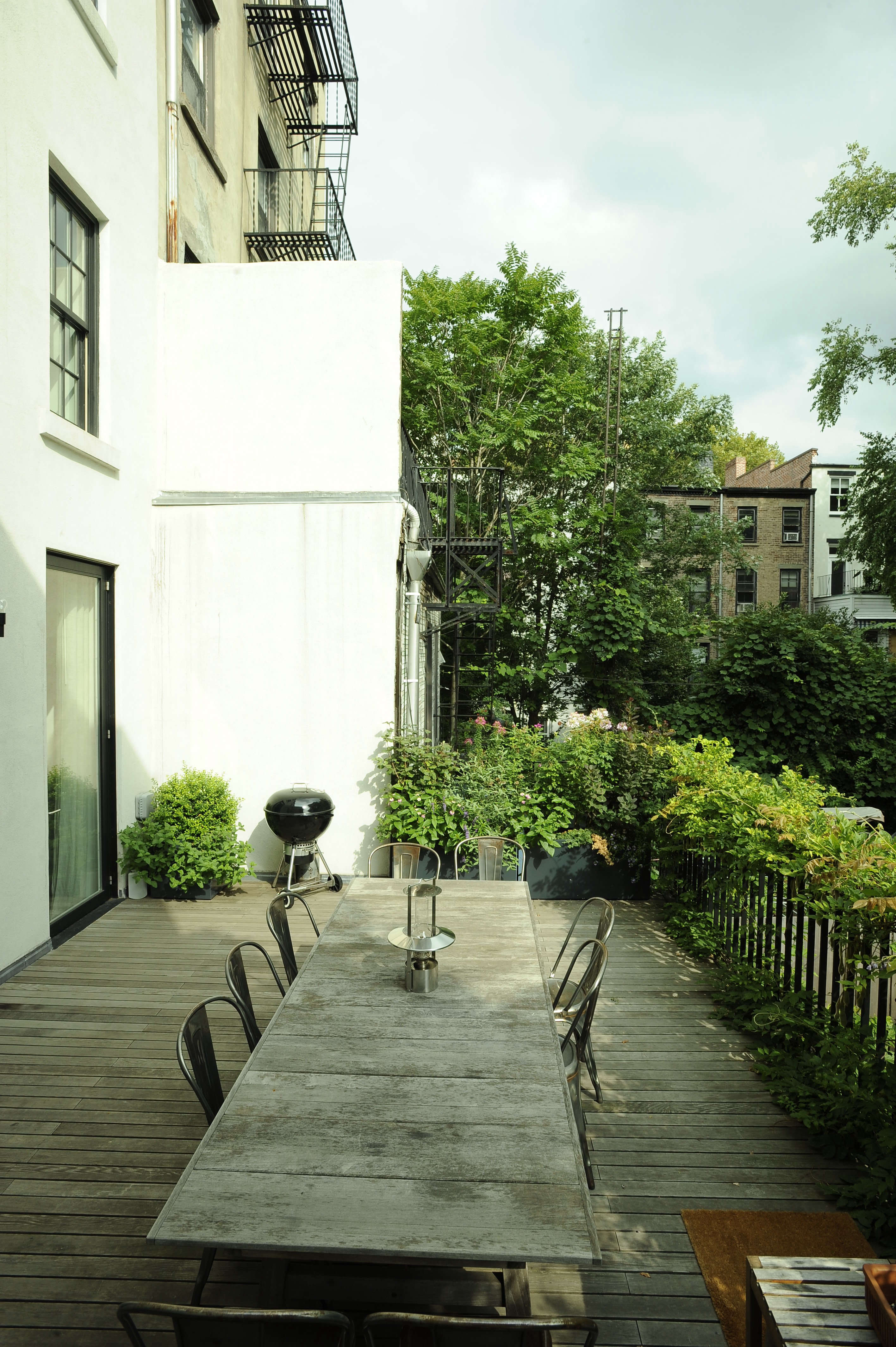 Brooklyn Remodeling Style Collection nordic beauty: a brooklyn townhouse reinvented with style—and