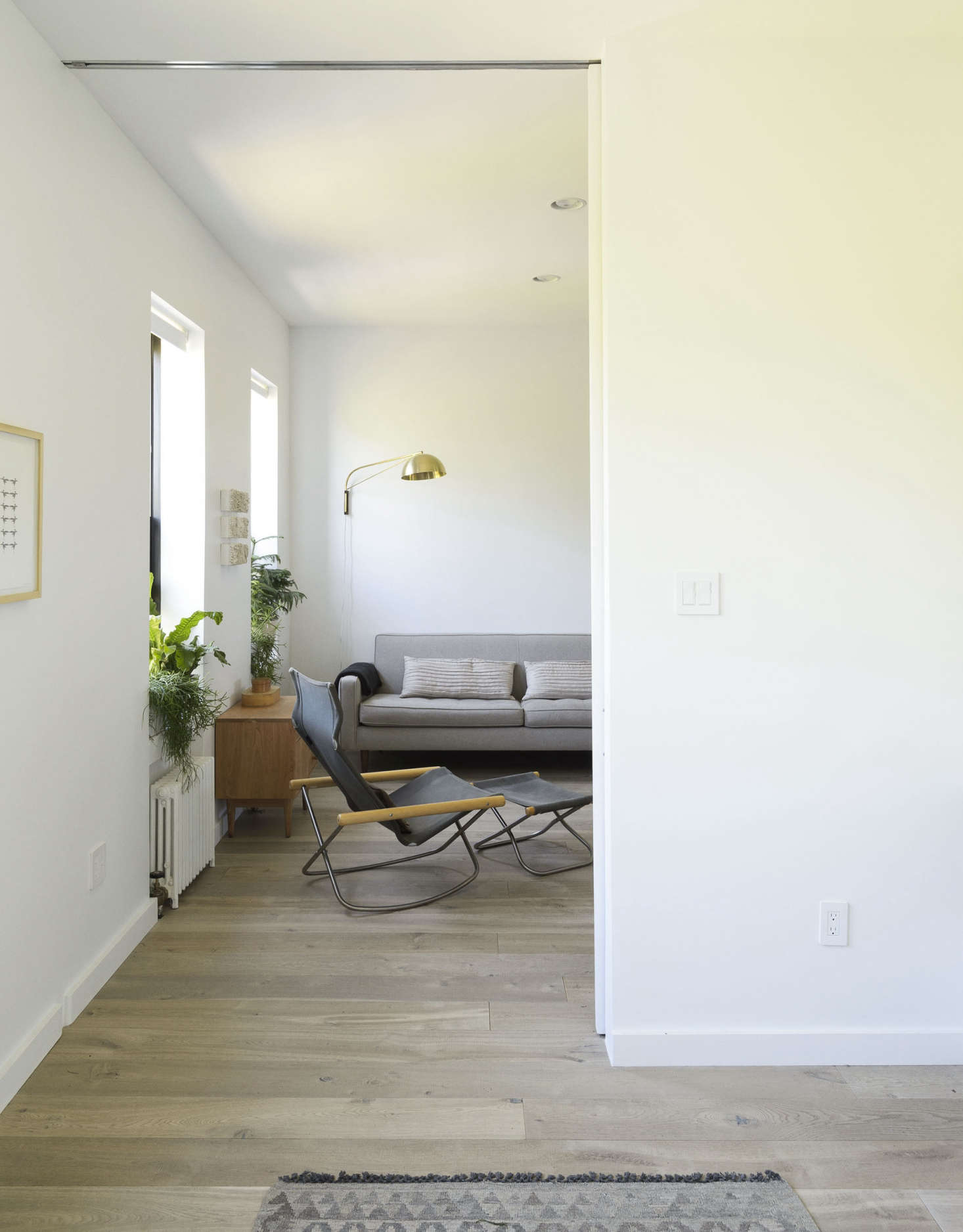 Living Large In 675 Square Feet Brooklyn Edition Remodelista