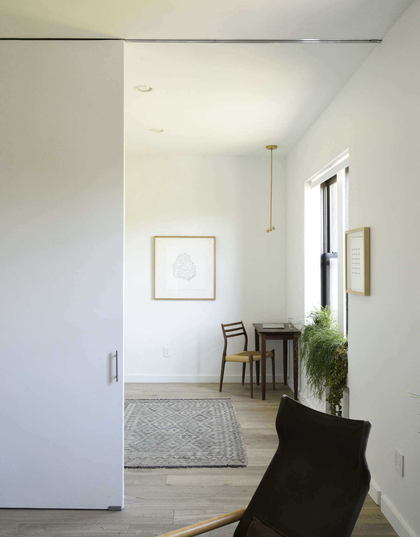 Recessed Lighting Goes A Long Way In A Tiny Apartment: See Living Large In  675