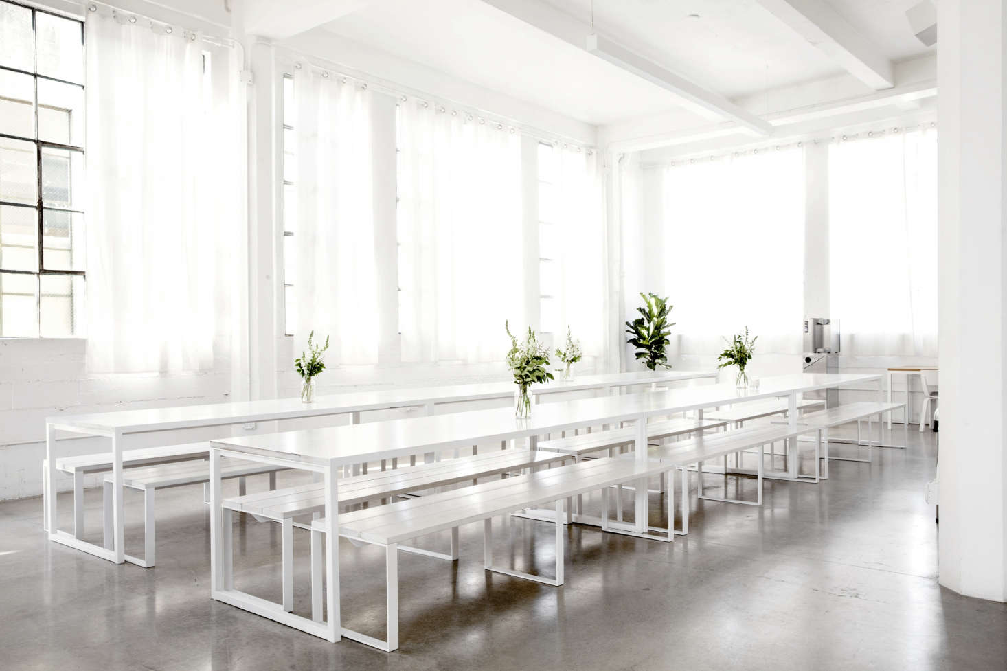 The Open Office Everlane S New Sf Quarters In A Converted