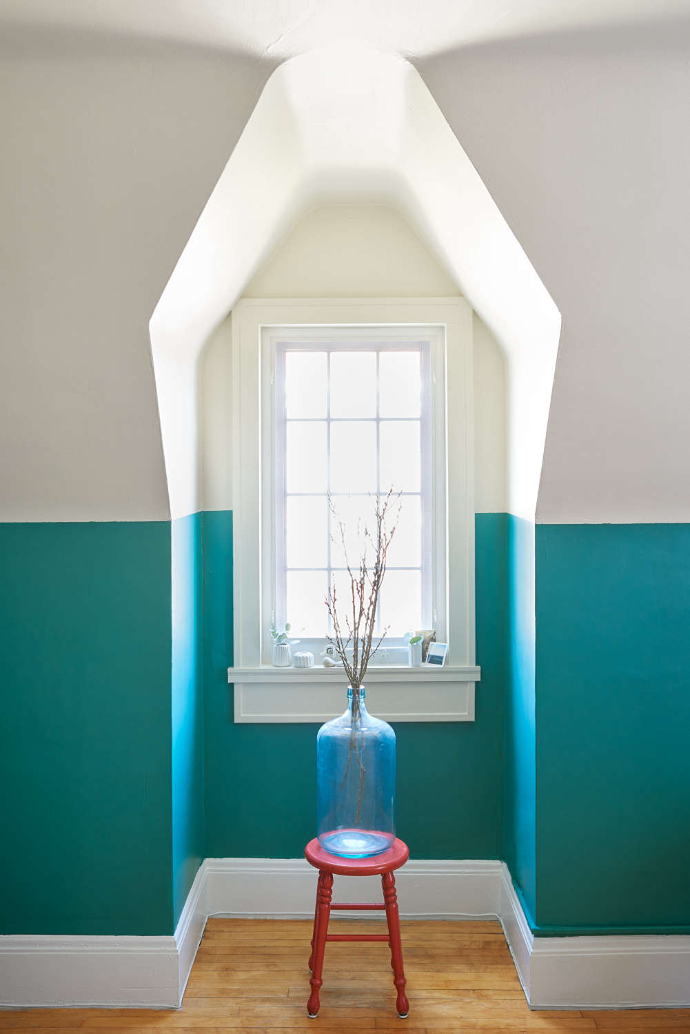 A Vibrant Office Update from Farrow & Ball - Remodelista