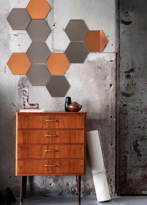 H 246 Nefoss Mirror Tiles