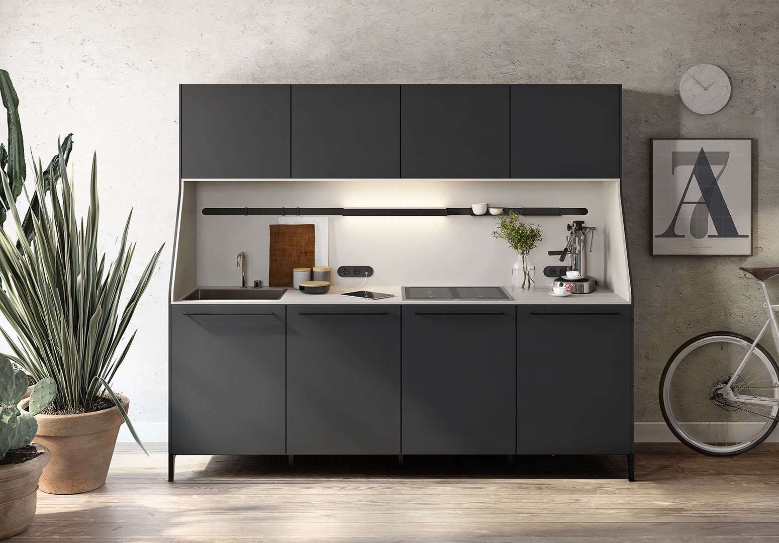 Kitchen Of The Week: A Kitchen Modeled After A Sideboard