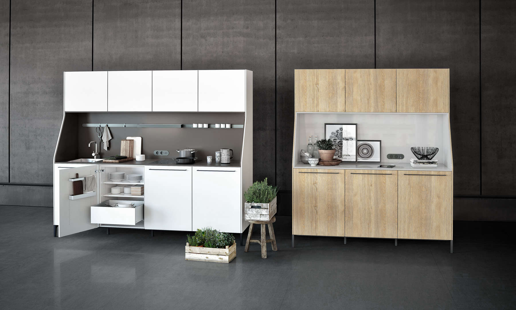 Kitchen Of The Week A Kitchen Modeled After A Sideboard Remodelista