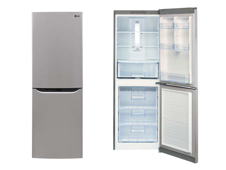 10 best skinny refrigerators for a narrow kitchen space for Small room fridge
